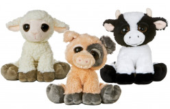 Barnyard Buddies in Plush
