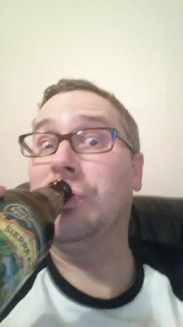 Mmmm, delicious California beer!