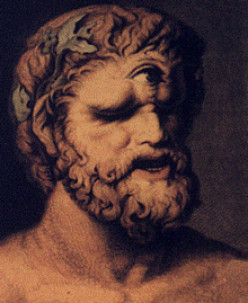 The Cyclopes in Greek mythology