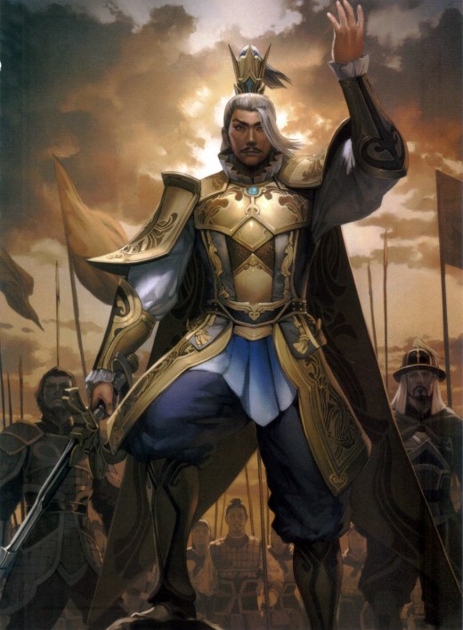 Yuan Shao, a good example of everything bad about Leos