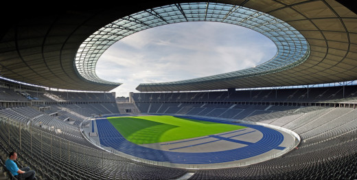 Berlin's Olympiastadion