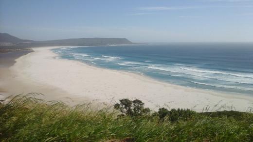 Noordhoek Beach, Cape Peninsula, South Africa