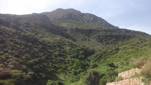 Chapmans' Peak, Cape Town, South Africa