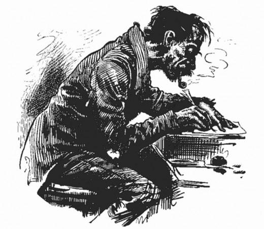 The Humble Writer