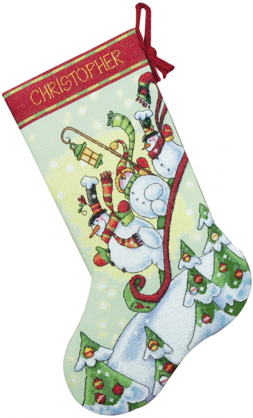 Felt Christmas Stocking Patterns