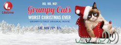 """Grumpy Cat's Worst Christmas Ever"" Movie Review"