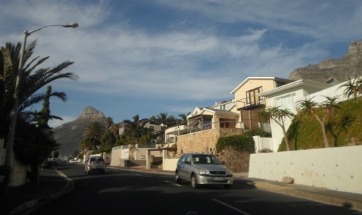 From Llandudno to Sea Point via Clifton, Cape Town, South Africa