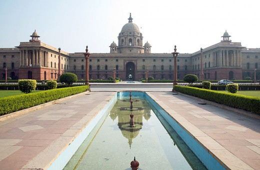 Cabinet Secretariat : Official office of the Cabinet Secretary of India, the highest IAS officer of India.