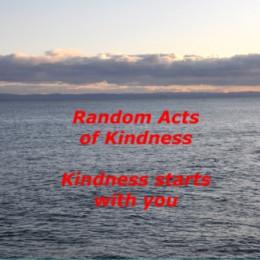 Random Acts of Kindness - Scottish shoreline