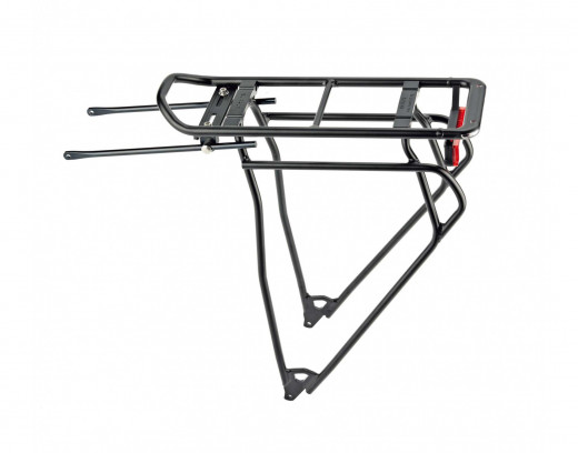 A RackTime front rack. Note, again, that front and back racks generally mount differently!
