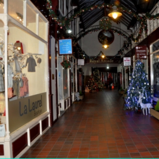 Royal Arcade Keighley