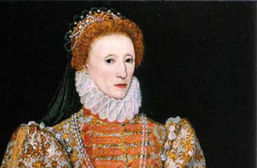 The illegitimate daughter of King Henry VIII and Anne Boleyn