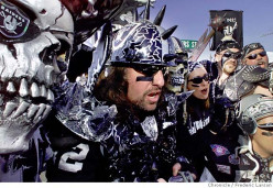 """Raider Nation"" Fans Reflect Their Late Owner's Personality"
