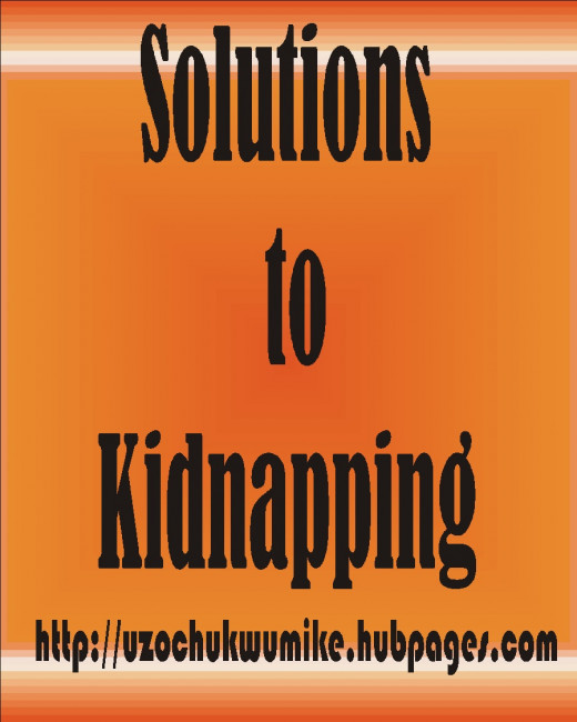 an introduction to the issue of kidnapping The person is willfully transported in interstate or foreign commerce, regardless of  whether the person was alive when transported across a state boundary, or the.