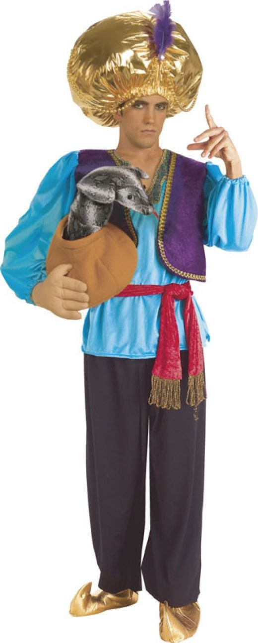 Arab man or Ali Baba costume