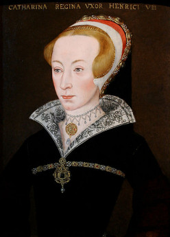 Katherine Parr - The One Who Survived.
