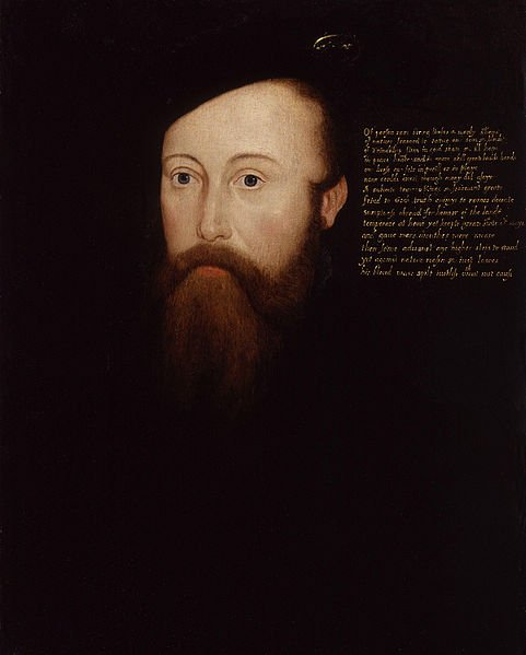 Thomas Seymour, Katherine Parr's fourth husband.
