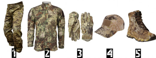 Kryptek Uniform
