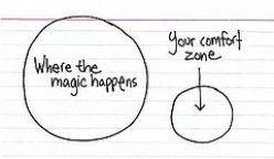 4 Reasons to Step Outside Your Comfort Zone