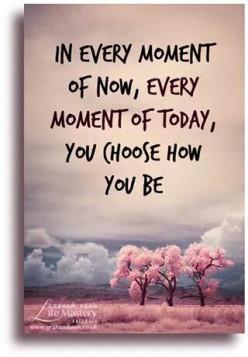 Everyday I Choose