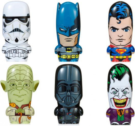 Character USB sticks