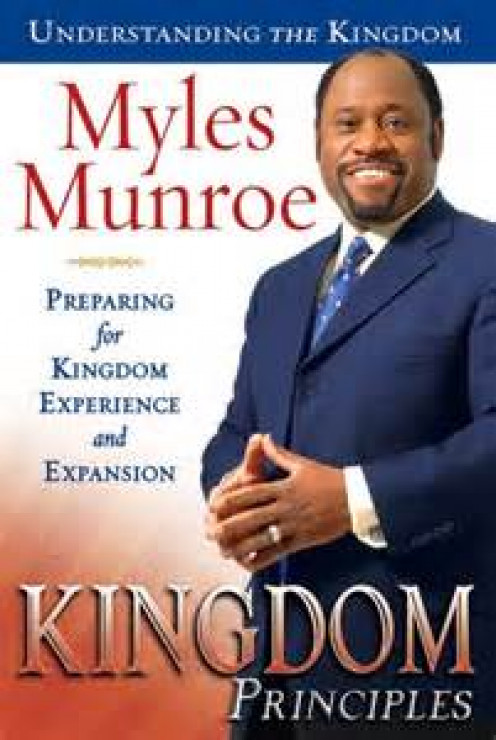 Kingdom Jewel the Late Great Miles Monroe
