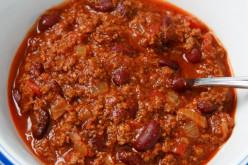 Delicious Warm Chili
