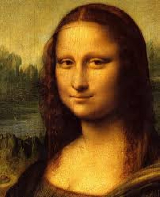 Yes.  I went here.  I have always thought Mona Lisa looked like she was getting ready to rip da Vinci's throat out, as if he was taking too damn long to paint her portrait and that was as much smile as he was going to get out of her.