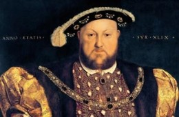 Queen Elizabeth's father was King Henry VIII r 1509-47