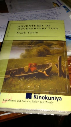 The Adventures of Huckleberry Finn Book Review