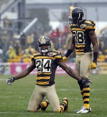 Ike Taylor and Cortez Allen will be counted on to be better for the Steelers down the stretch run of the season.