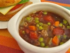 Bear N Mom Recipes - Vegetable Soup