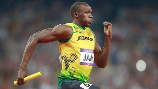 Running Man!