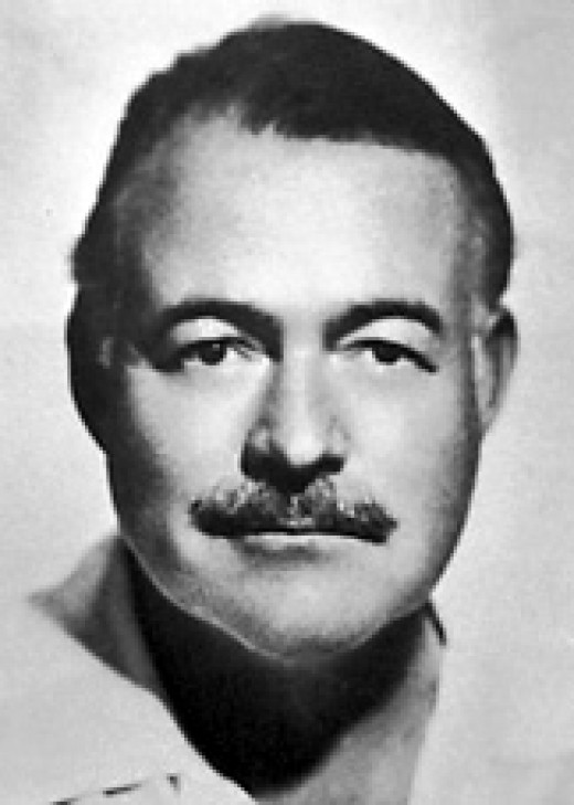 Hemingway in his prime.