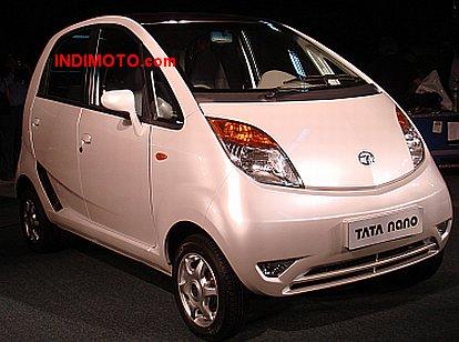 Tata Nano - 1 lakh rupee car