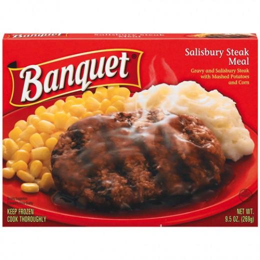Banquet Frozen Dinners