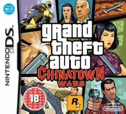 Grand Theft Auto China Town