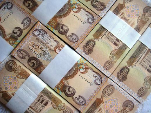 Iraqi Dinar Options - Buyer Beware