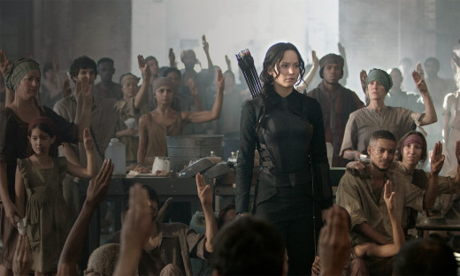 Pull our fingers, oh dear Mockingjay!