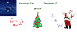 Little Known Christmas Day History