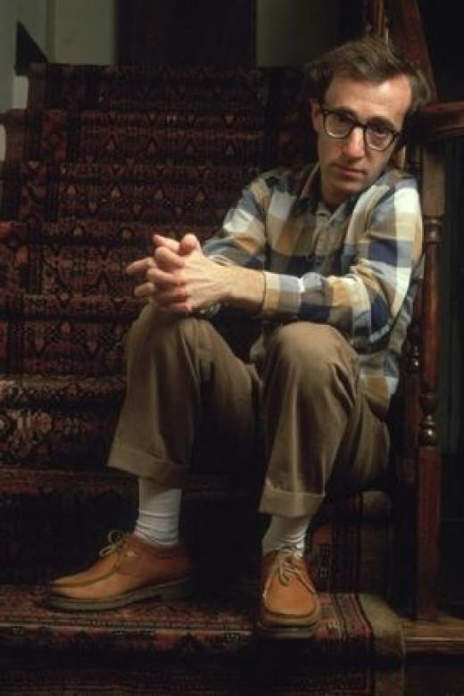 Woody Allen (Hollywood actor/director)