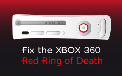 Xbox 360 Red Ring Of Death Fix - How To Guide