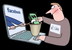 What information you should never publish on Facebook?