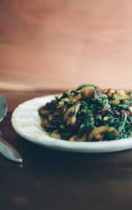 Green and onions. Greens and onions are something that is supper simple to make and packed with flavors that your family and friends will love.