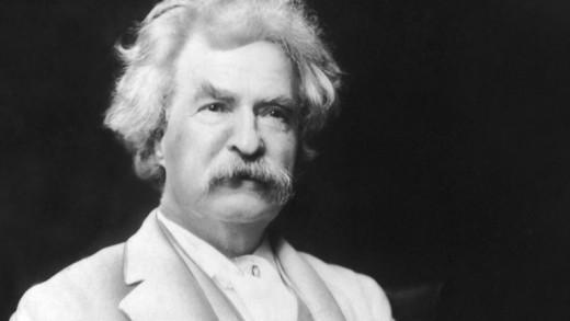 Mark Twain author of The Adventure of Tom Sawyer