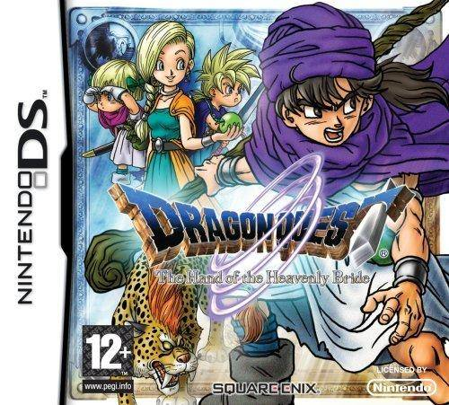 Dragon Quest V