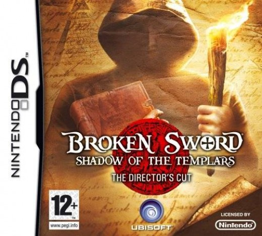 Broken Sword DS Shadow of the Templars