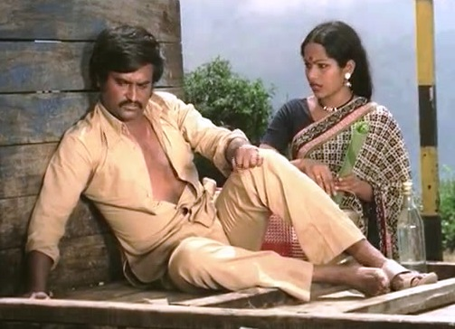 Rajinikanth in Mullum Malarum
