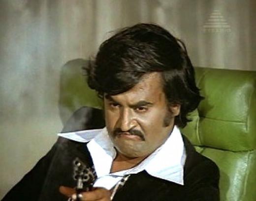 Rajinikanth in Billa