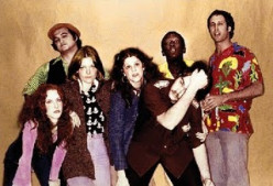 The original cast of SNL